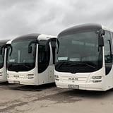 автобусы man regio
