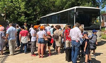 арендовать автобус для детей