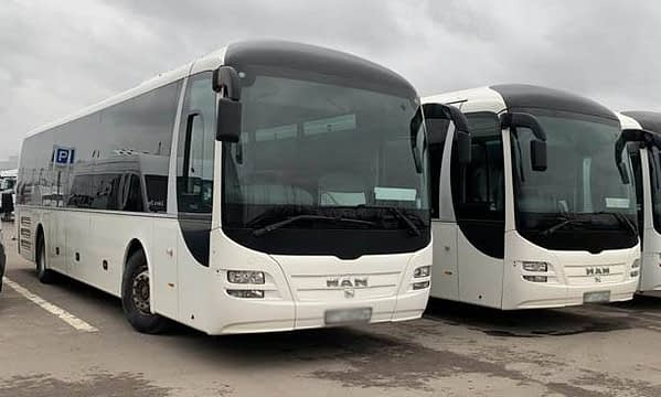 автобус man regio