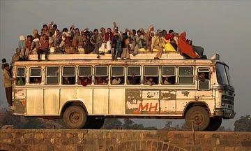 вместимость автобуса