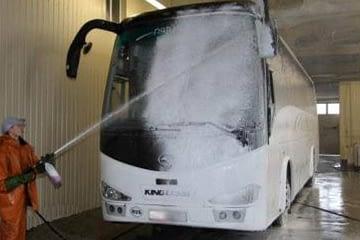 заказ чистого автобуса