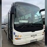 автобус man regio дверь