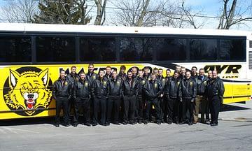 пассажирские перевозки автобусом