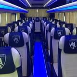автобус foxbus внутри салон