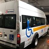 ford transit для инвалидов