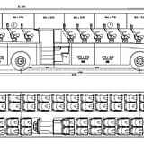 Scania OmniExpress 340 схема