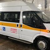 ford для перевозки инвалидов