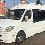 арендовать микроавтобус mercedes sprinter для вечеринки