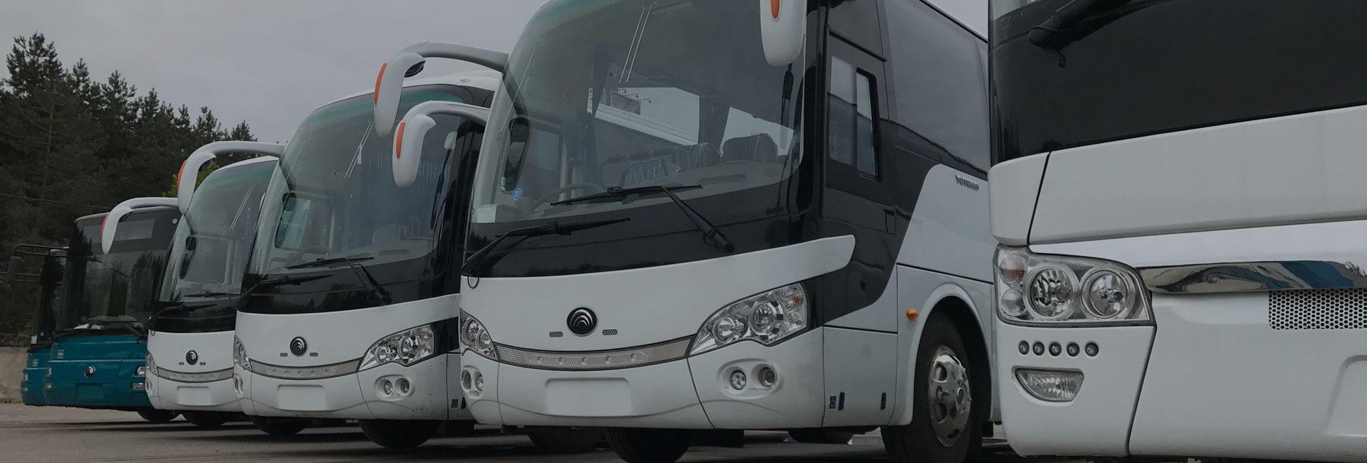 Пассажирские перевозки по Москве и МО
