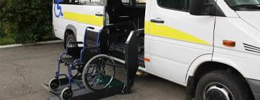 Аренда автобуса для перевозки инвалидов