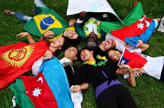 фестиваль global village