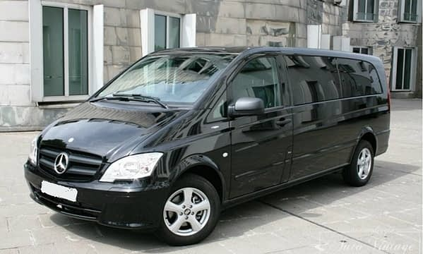 аренда микроавтобуса Vito