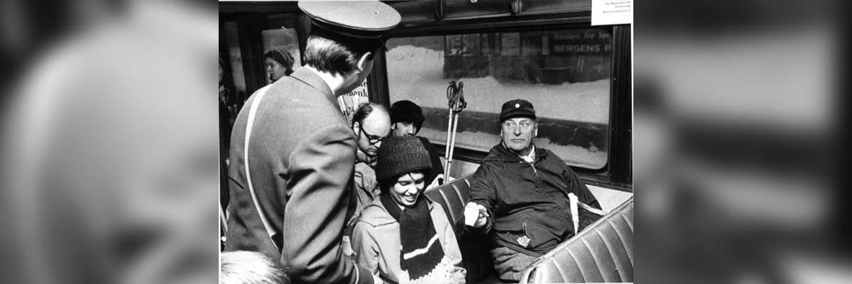 король на автобусе