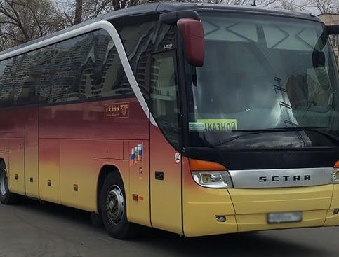 автобус s415hd аренда