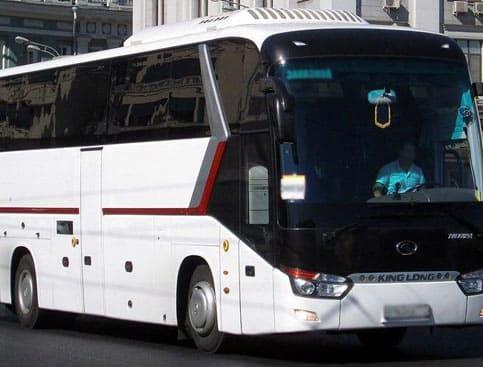 аренда автобуса king long