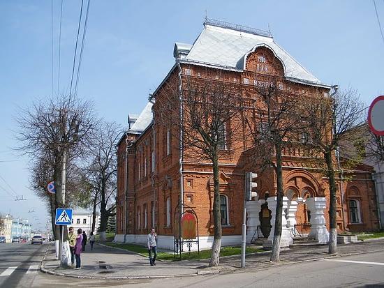 исторический музей владимир